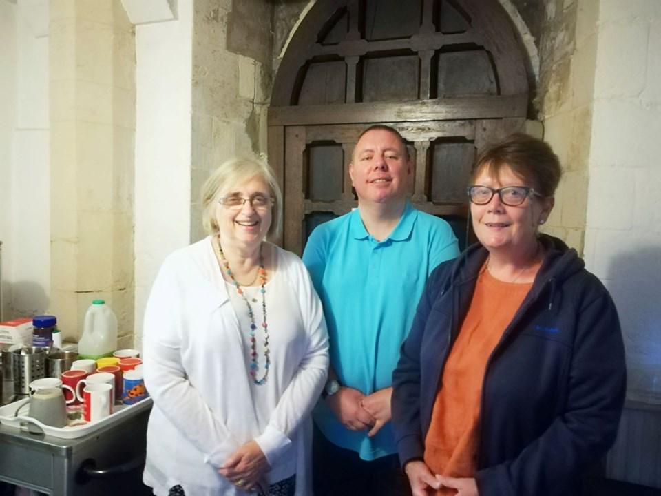 Space Aylesbury Volunteers