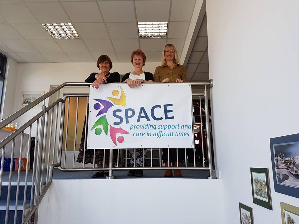 Thanking Space Aylesbury Volunteers