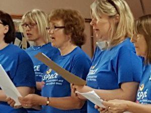 Virtual choir sessions in August