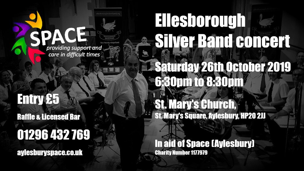 Ellesborough Silver Band Fundraising Concert