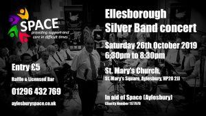 Ellesborough Silver Band Fundraising Concert 26th October