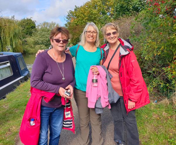 Autumn Fundraising Walk