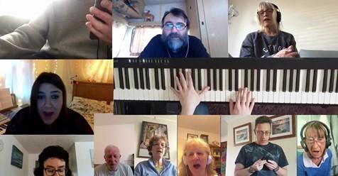 Space Quarantine Choir