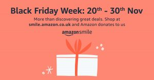 Raise funds for Space (Aylesbury) with Amazon Smile