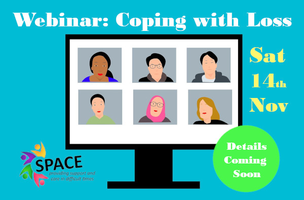 webinar coping with loss