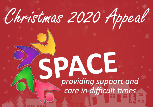 Space Christmas 2020 Appeal