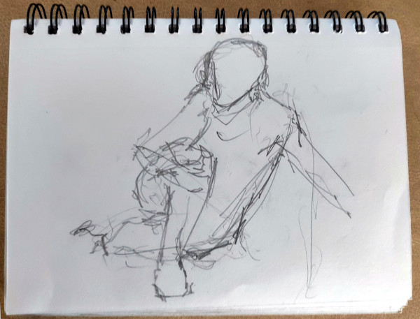 figure drawing space