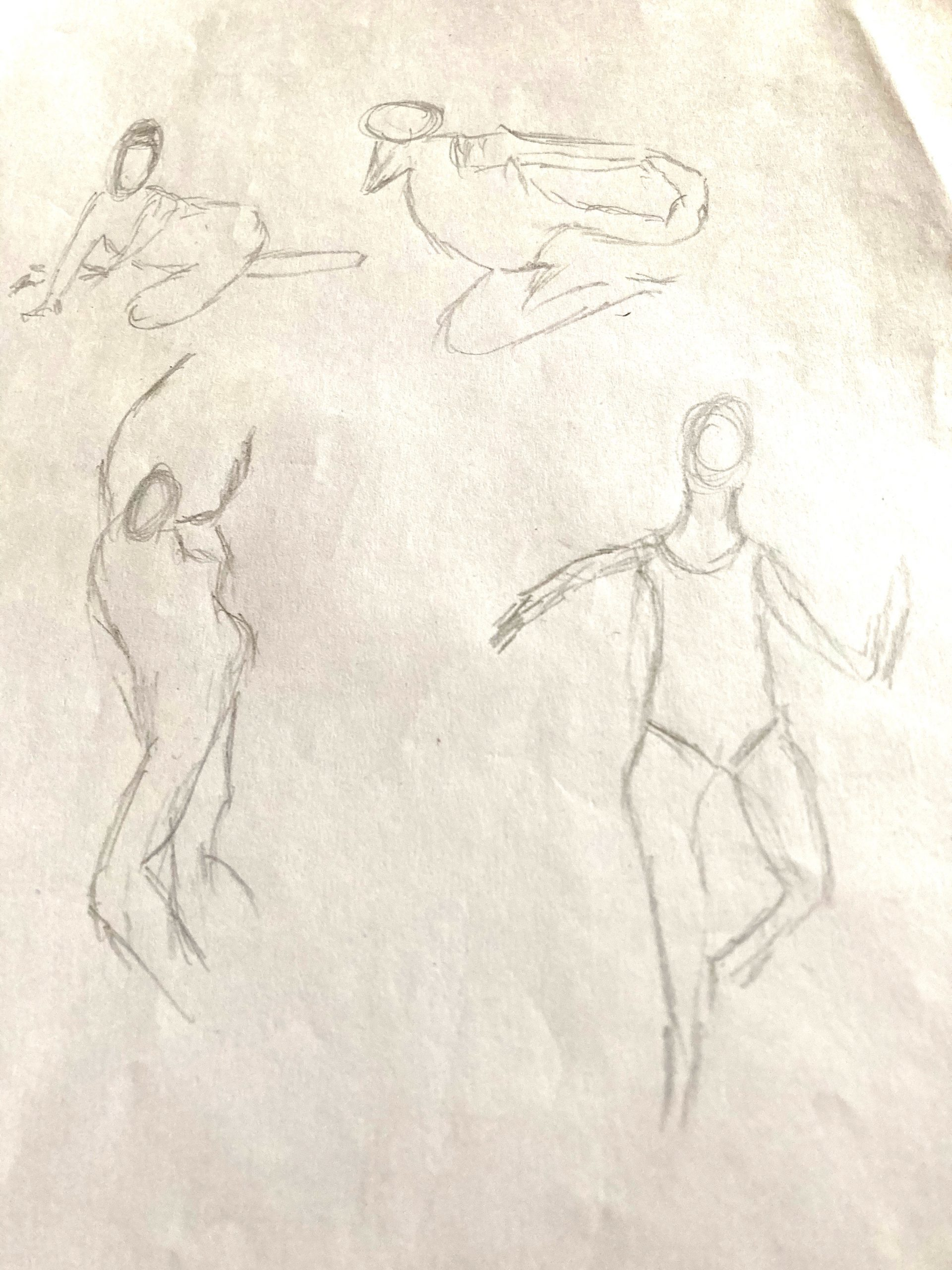 8th March – Figure Drawing & recap