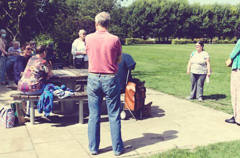 Outdoor Meetups