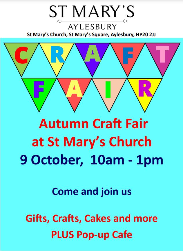 st mary's craft fair